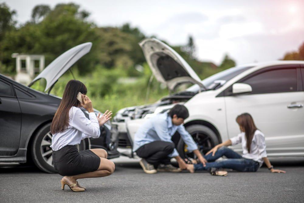 物損と人身の過失割合は違う?自賠責本保険との関係